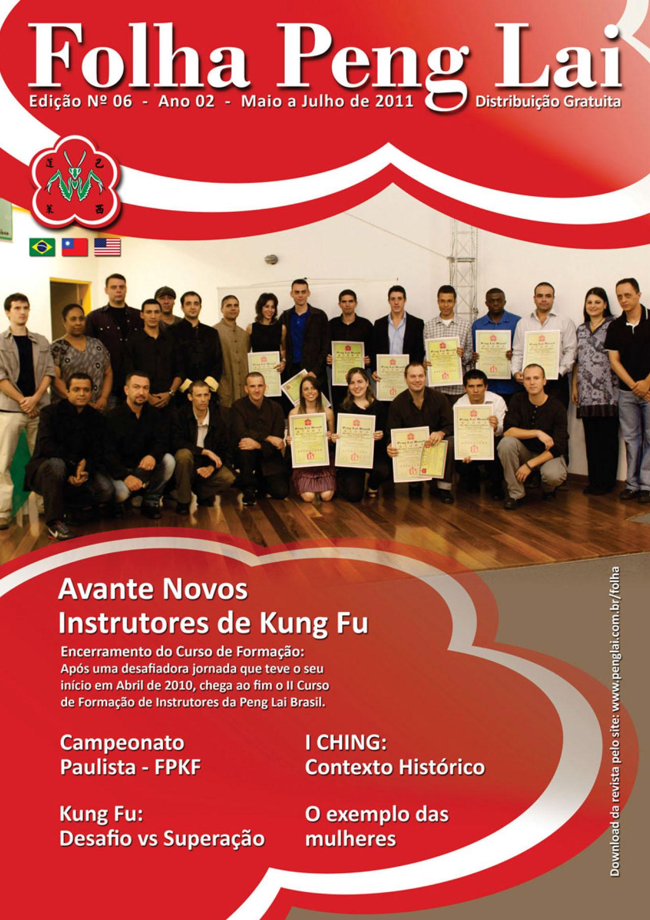 Folha Peng Lai - Edição 6
